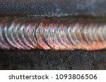 stainless steel welding by arc...   Shutterstock . vector #1093806506