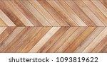 seamless wood parquet texture ... | Shutterstock . vector #1093819622