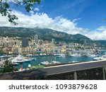 monaco on may 9  2018.... | Shutterstock . vector #1093879628
