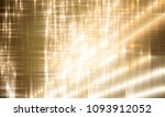 bright gold illustration with... | Shutterstock . vector #1093912052