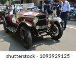 om 665 s superba 2000  year... | Shutterstock . vector #1093929125