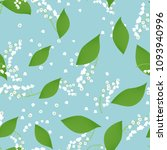 seamless pattern with vector... | Shutterstock .eps vector #1093940996