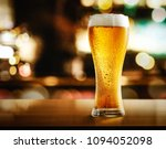 beer in bar and free space for... | Shutterstock . vector #1094052098