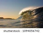 Sunrise California Wave