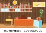 law office interiors | Shutterstock .eps vector #1094069702