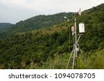 An Anemometer Weather Station...