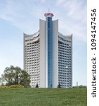 minsk  belarus   may 2  2018 ... | Shutterstock . vector #1094147456