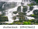 waterfall complicated textures... | Shutterstock . vector #1094156612
