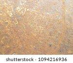 metal rust background metal... | Shutterstock . vector #1094216936