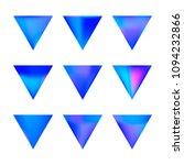 vector gradient reverse... | Shutterstock .eps vector #1094232866