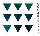 vector gradient reverse... | Shutterstock .eps vector #1094233346