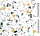 granite stone terrazzo floor... | Shutterstock . vector #1094239568