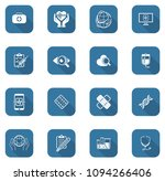 medical and health care icons... | Shutterstock .eps vector #1094266406