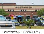 city of santa fe  texas   may... | Shutterstock . vector #1094311742