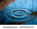 drop in clean water and... | Shutterstock . vector #1094321672