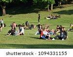 vilnius  lithuania   may 19 ...   Shutterstock . vector #1094331155