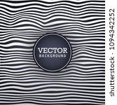 vector background with... | Shutterstock .eps vector #1094342252