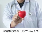 medicine heart medicine doctor  ... | Shutterstock . vector #1094367575