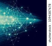 technological background ... | Shutterstock . vector #1094387678