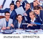 business people office life of...   Shutterstock . vector #1094437916