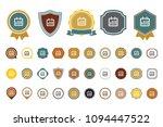 vector calendar   icon | Shutterstock .eps vector #1094447522