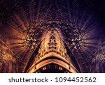 3d rendering of digital... | Shutterstock . vector #1094452562