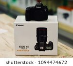 Small photo of Body unboxed of EOS 6D MARK II Display and sale in JJ.PHOTOCENTER in Central Plaza Khonkaen It is a premium reseller of CANON Inc of Thailand