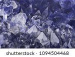 macro photo of blue sapphire... | Shutterstock . vector #1094504468