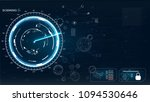 hud. modern collection. future... | Shutterstock .eps vector #1094530646