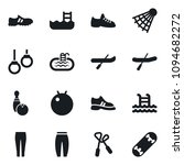 set of simple vector isolated... | Shutterstock .eps vector #1094682272