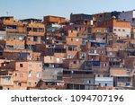 houses in paraisopolis  one of... | Shutterstock . vector #1094707196