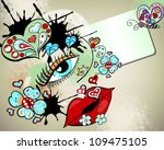 abstract vector illustration... | Shutterstock .eps vector #109475105