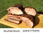 homemade traditional smoked... | Shutterstock . vector #1094775995