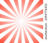 sun rays vintage background ... | Shutterstock .eps vector #1094776352