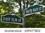 Pretty Streets Signs For The...