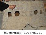 monastery st.antoniy egypt  3d... | Shutterstock . vector #1094781782