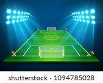 an illustration of football... | Shutterstock .eps vector #1094785028