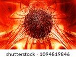 3d rendering of digital... | Shutterstock . vector #1094819846