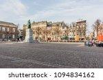 the hague  netherlands   april... | Shutterstock . vector #1094834162