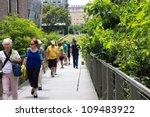 new york city   july 31  high... | Shutterstock . vector #109483922