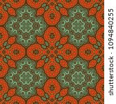 vintage seamless background... | Shutterstock . vector #1094840255