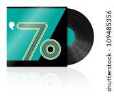 vinyl | Shutterstock . vector #109485356