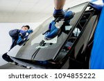automobile special workers... | Shutterstock . vector #1094855222