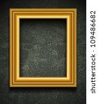picture frame wallpaper... | Shutterstock . vector #109486682
