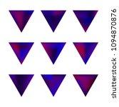 vector gradient reverse... | Shutterstock .eps vector #1094870876