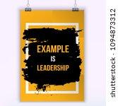 inspirational motivational... | Shutterstock .eps vector #1094873312