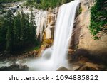 yosemite national park is a... | Shutterstock . vector #1094885822