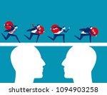 funding. business people team... | Shutterstock .eps vector #1094903258