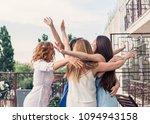 girls party. beautiful women... | Shutterstock . vector #1094943158
