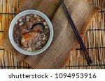 still light of food   stewed...   Shutterstock . vector #1094953916